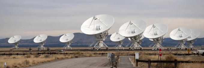 Radio Telescope Wind Turbine Interference
