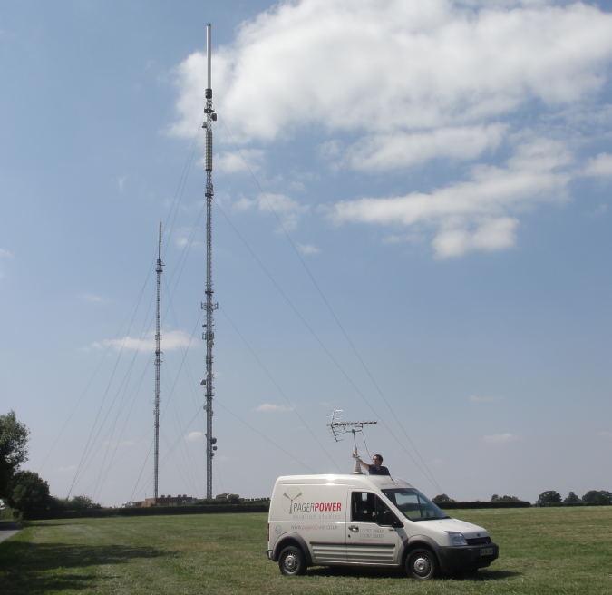 Pager Power Television Interference Surveying - Wind Farms, Buildings and Infrastructure