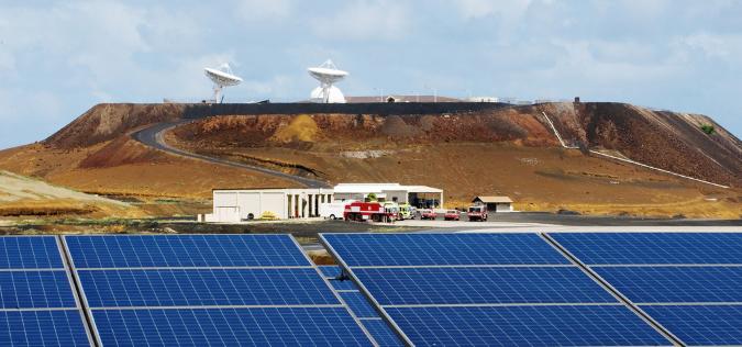 Solar Farm-Radar