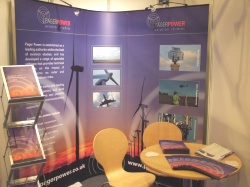 Pager Power at RenewableUK Exhibition
