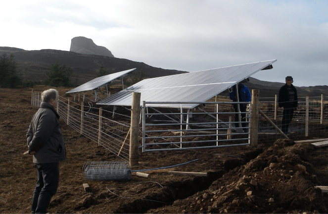 A Significant Rise In Scottish Solar Capacity In 2014