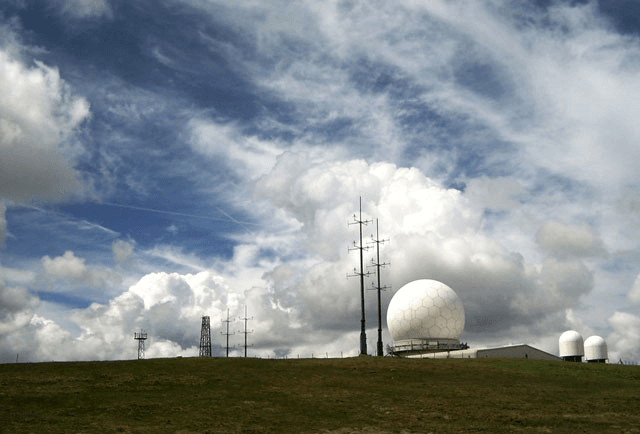 UK Radar Installation - by Pager Power