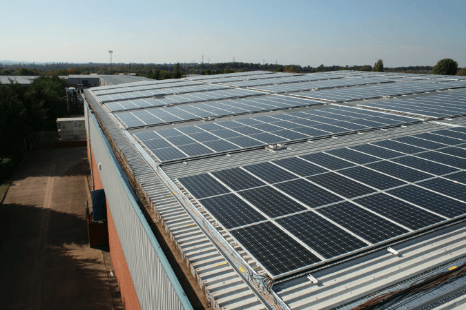 Rooftop Solar Glint and Glare Assessment