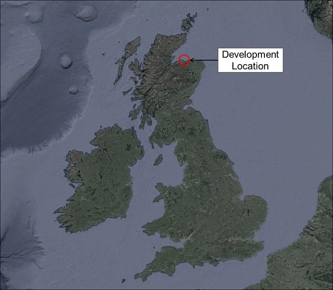 scotland's largest solar development