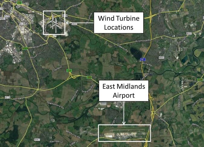 wind farm mitigation