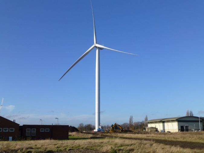 wind development mitigation