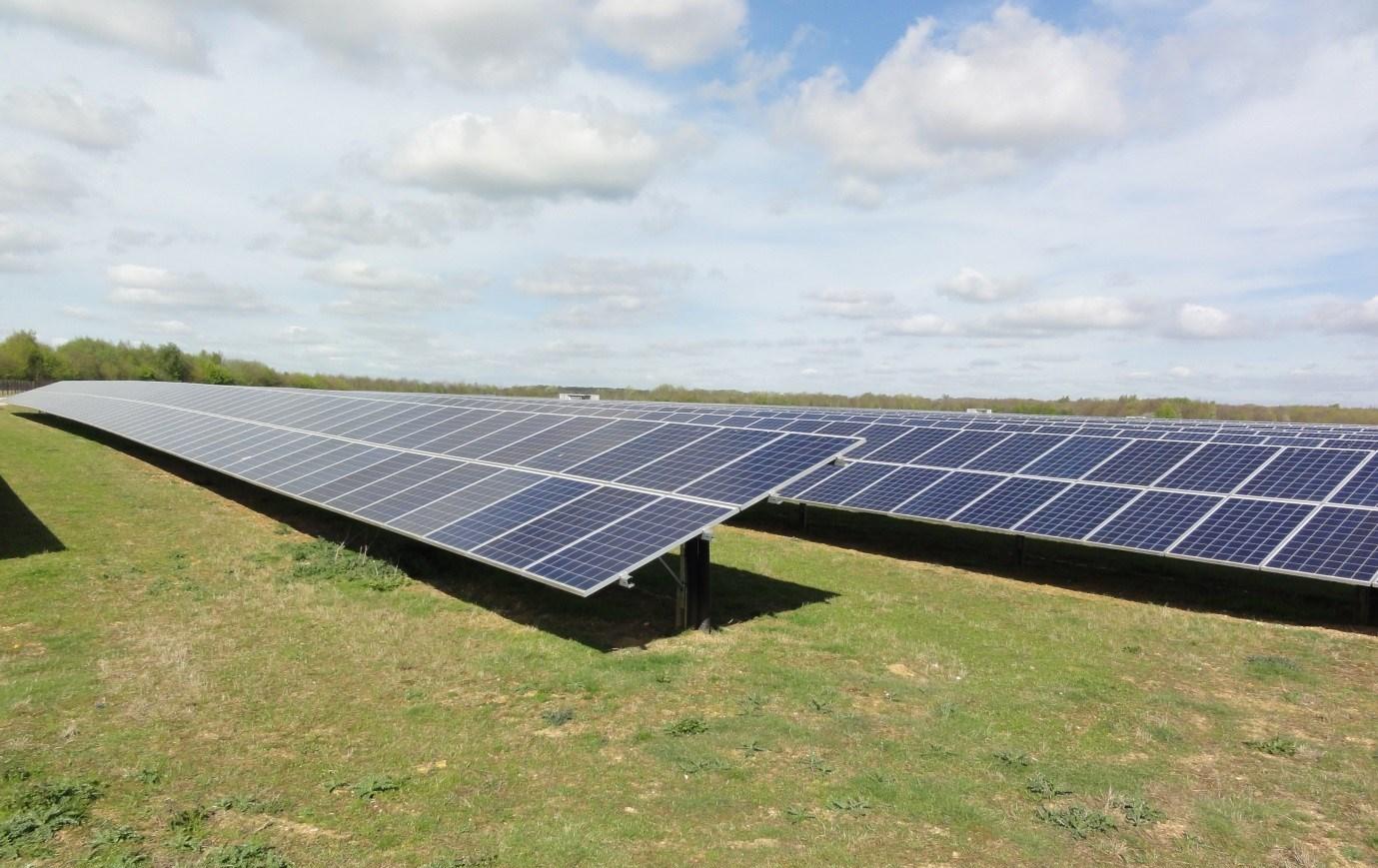Glint And Glare Assessment Tullamore Solar Farm Roi