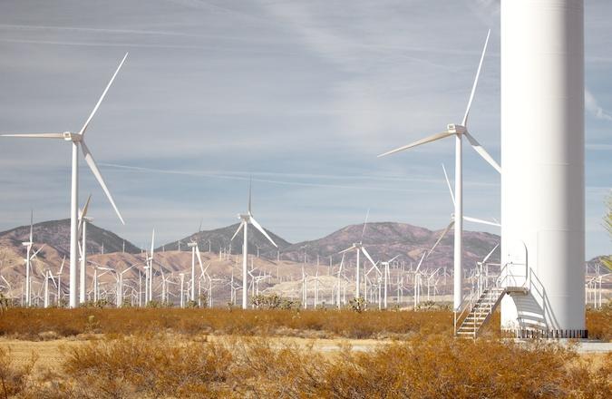top ten wind farms