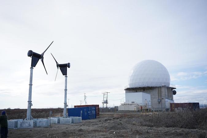 wind turbine airport