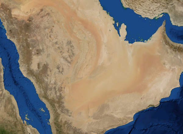 Renewable energy in the Arabian Peninsula