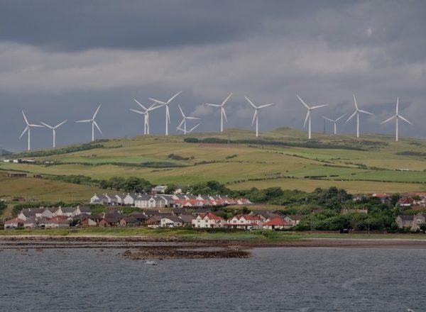wind farm noise pollution mitigation