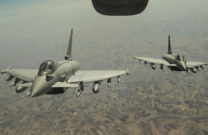 MOD Air Defence Radar