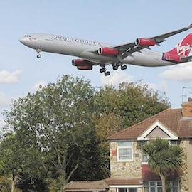 Planning Application for Development near Airport