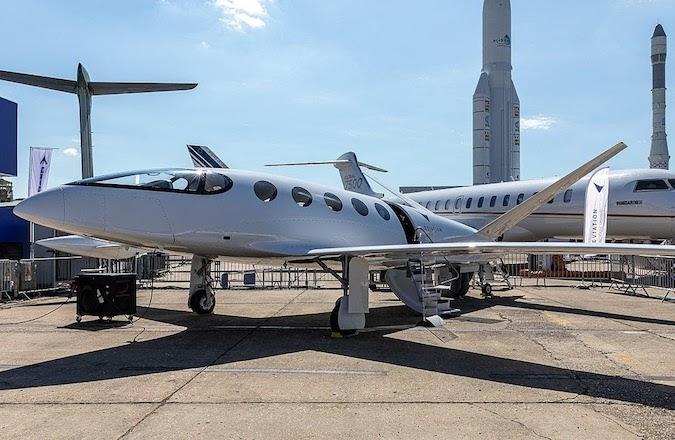 Carbon Free Aviation