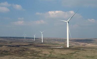 green light for UK onshore wind