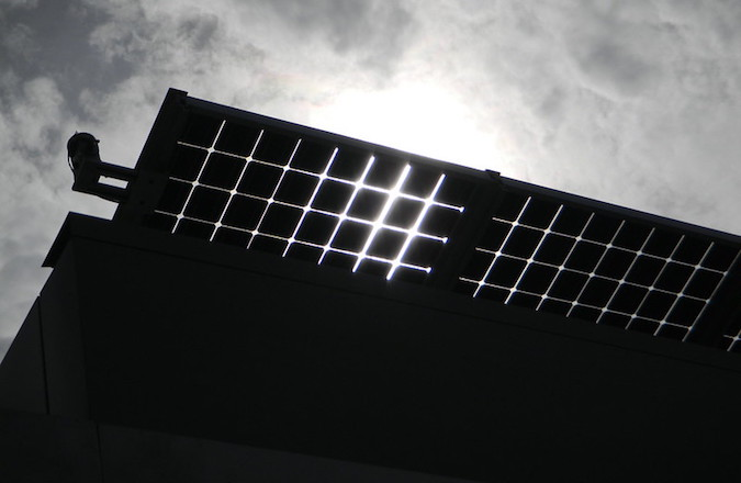 Bi-Facial Solar Panels