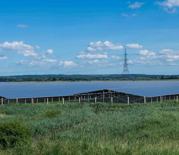 cleve hill solar park