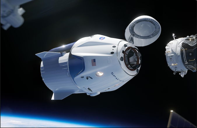 first commercial spaceflight