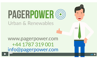 pager power's video