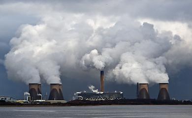 UK Hot Weather needs Coal