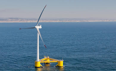 offshore floating wind energy