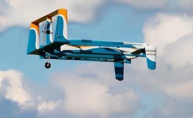 amazon drone update