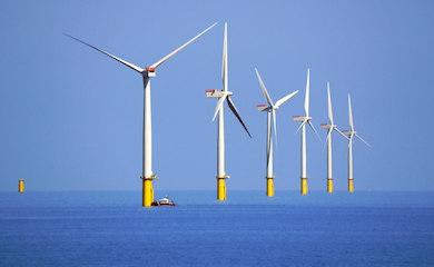 Boris Johnson's 2030 Wind Farms Investment