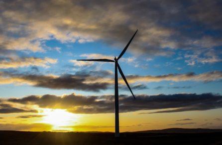 MOD wind farms