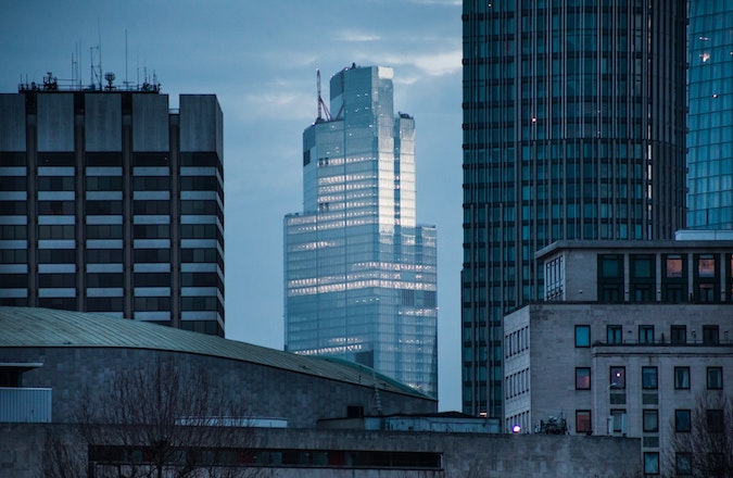 tall buildings in london telecomms policy