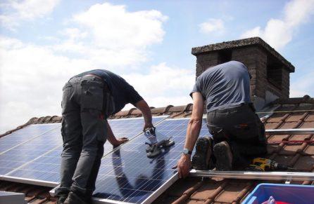 new homes solar