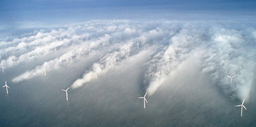 wake wind farms