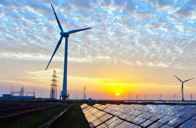 renewable energy growth rate